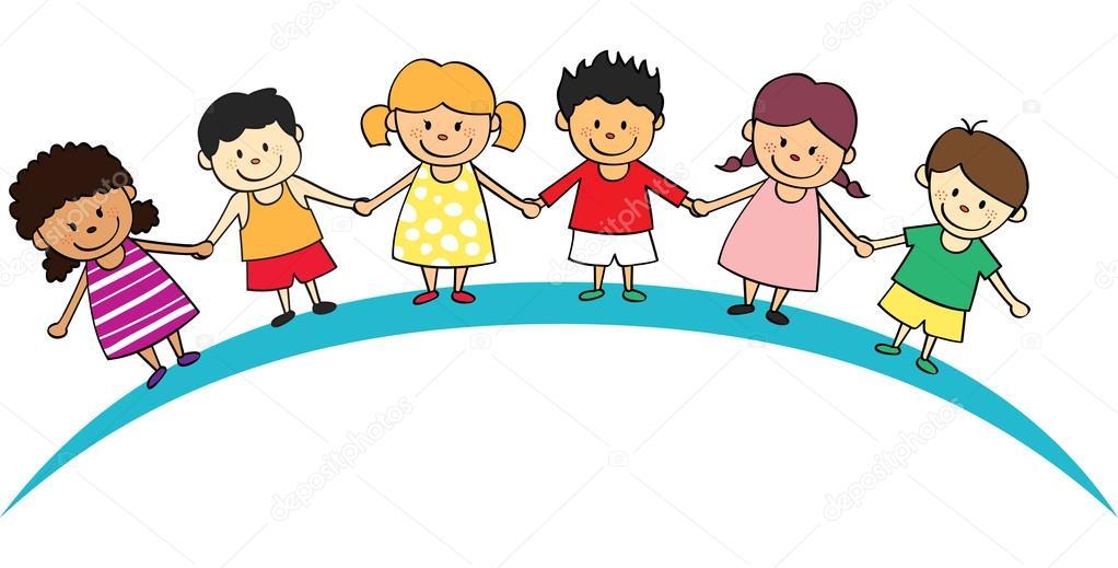 Dibujos Caras De Niños Felices Animadas: Imágenes: Niños Felices
