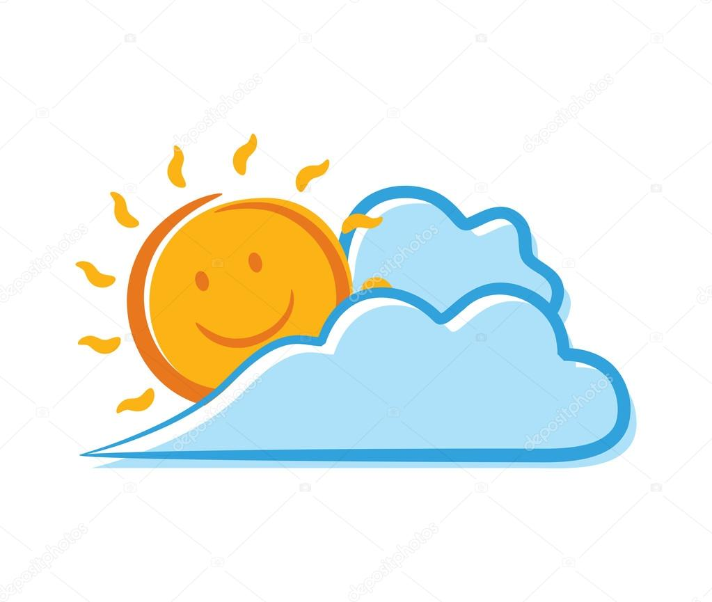 List Of Synonyms And Antonyms Of The Word Nubes Sol Y Dibujos