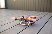 Fotografie Drone, příprava k letu