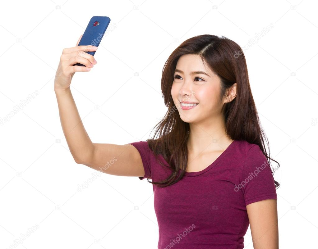 Asian girl t mobile