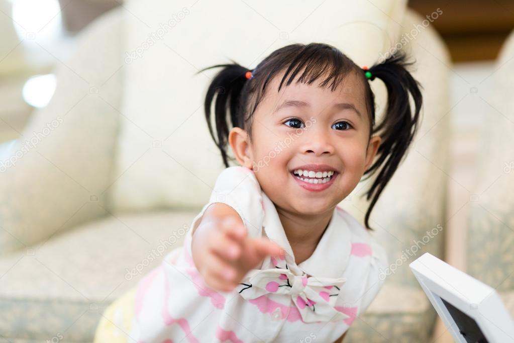 cute little asian baby girl � stock photo 169 leungchopan