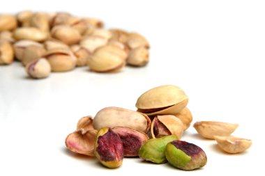 Delicious healthy pistachios