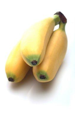 Bunch of Thai bananas
