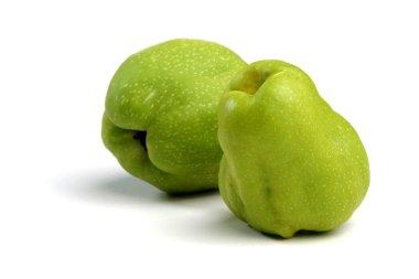 Fresh ripe Quinces