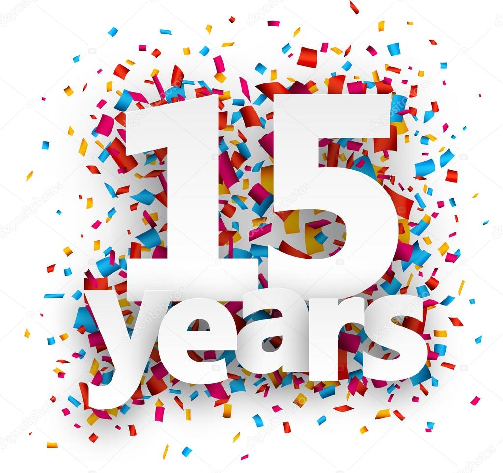1 695 15 Year Anniversary Vector Images Free Royalty Free 15 Year Anniversary Vectors Depositphotos