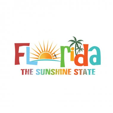 Florida theme logo