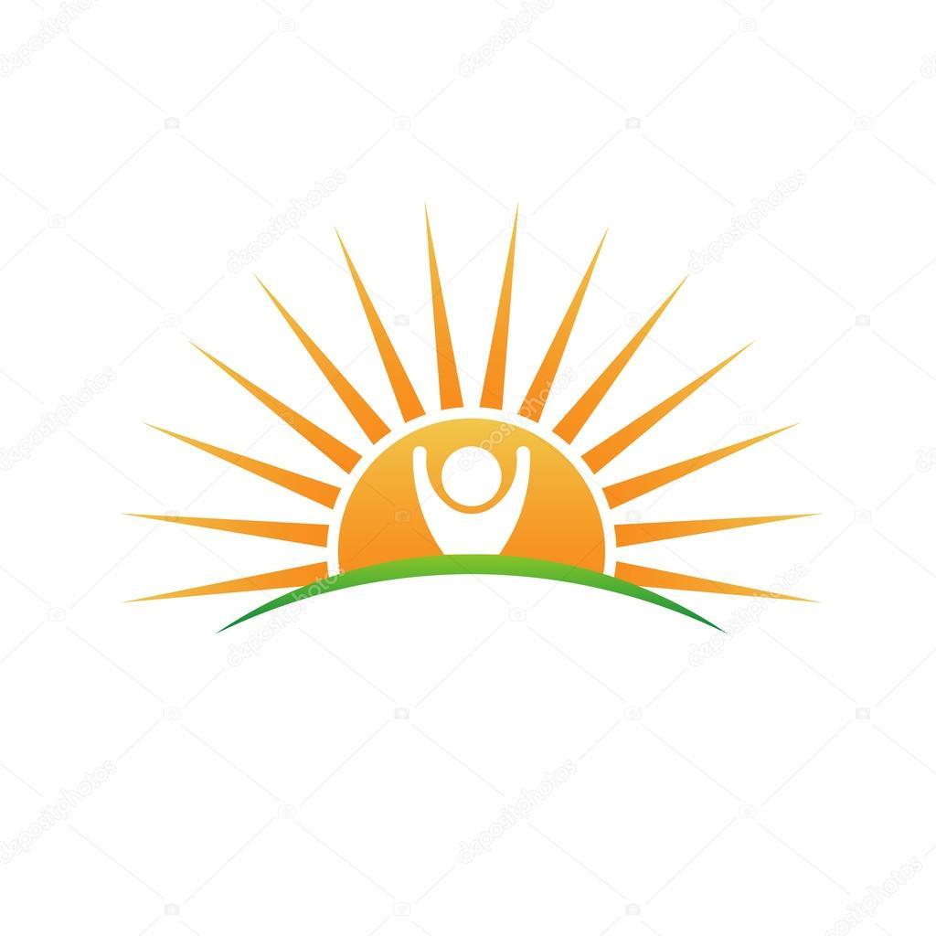 People sun life logo
