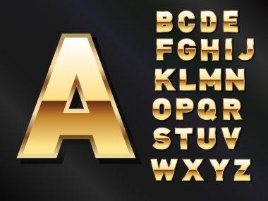 Golden Set of Letters