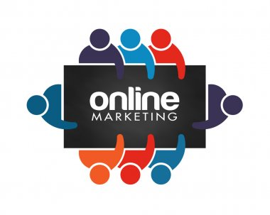 People Online Marketing Promotion Meeting