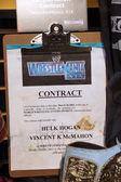 WWE legendy Hulk Hogan vs. Wwe majitel Vincent K Mcmahon smlouvu na zápas