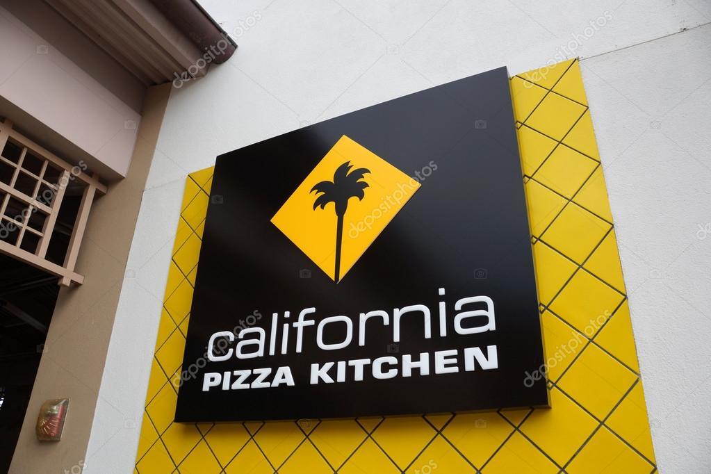 California Pizza Kitchen Logo of food establishment at the Ala M ...