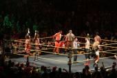 NXT Tag Team šampionů Blake a Murphy drží tituly ve vzduchu w