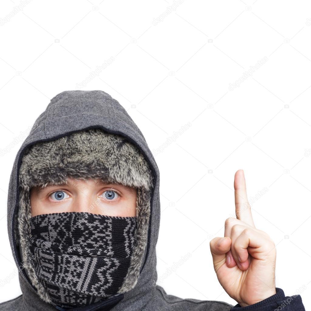Indice frio dedo