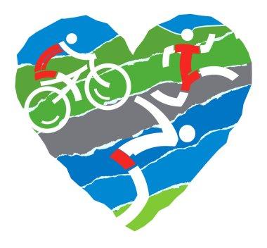 I love triathlon
