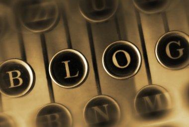 BLOG word on the Vintage Typewriter