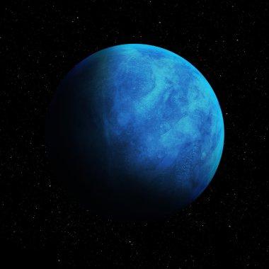 Hight quality Neptune image