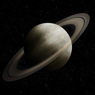 Hight quality Saturn image