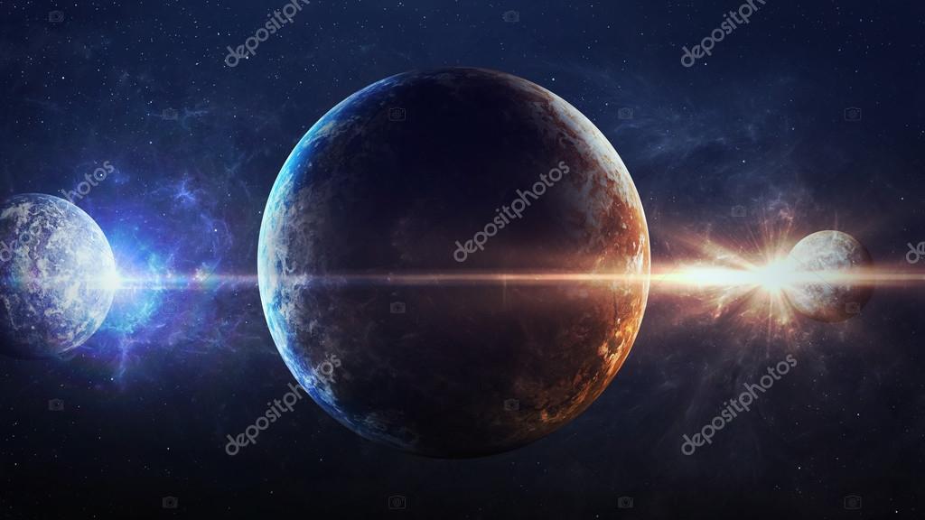 planets stars november 8 - HD3840×2160
