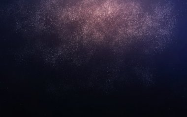 Infinite space background with nebulaes and stars. This image elements furnished by NASA.