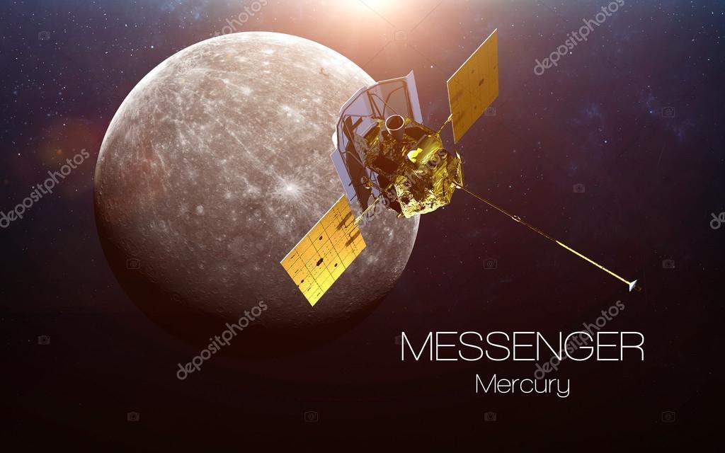 messenger spacecraft discoveries - HD5200×3250