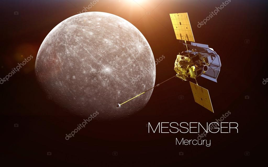 messenger spacecraft to mercury 2009 picture - HD 1920×1200