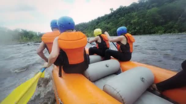 Whitewater Rafting Trip On Pastaza River Ecuador
