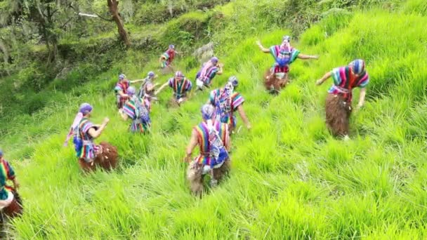 Ecuadori hagyományos tánc