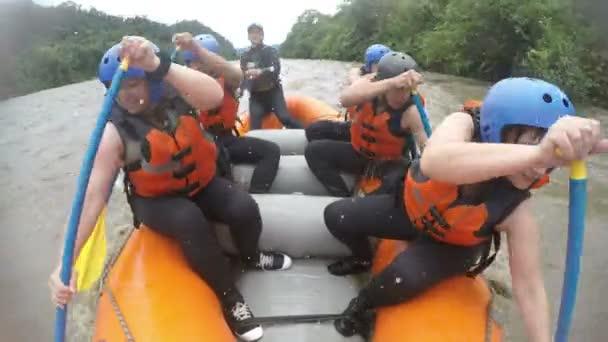 Muddy Waters Rafting Trip