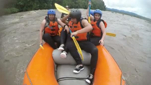 Wildwasser-Rafting-Wende