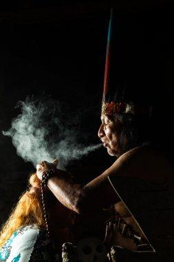 Authentic Shaman Ceremony