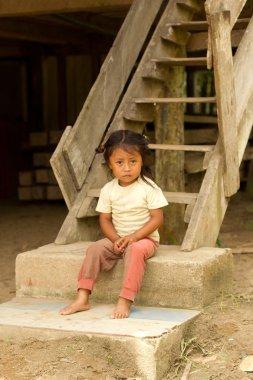 Poor Indigenous Children