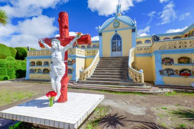 Tourist Attraction Cemetery In Southern Colombia