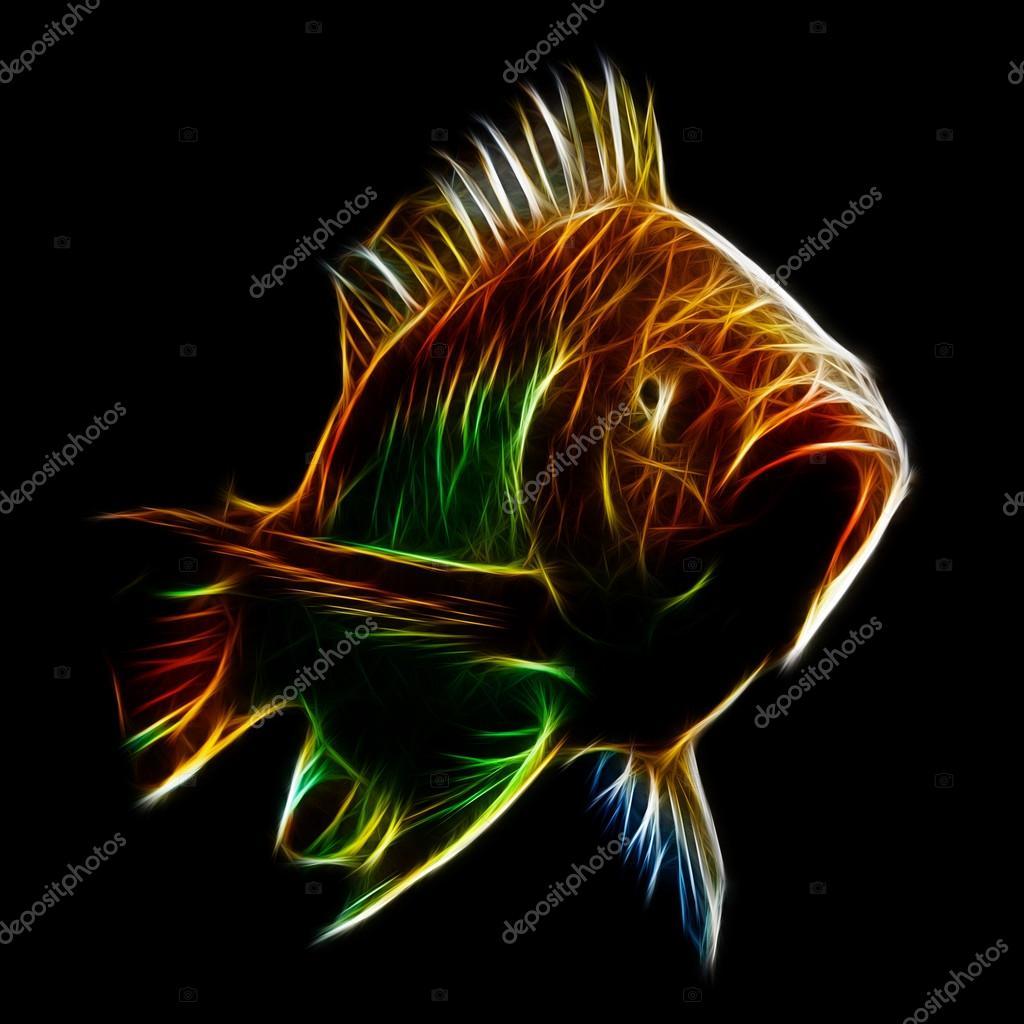 Rojo manchado pescados de la Tilapia — Foto de stock © ammmit #89059252