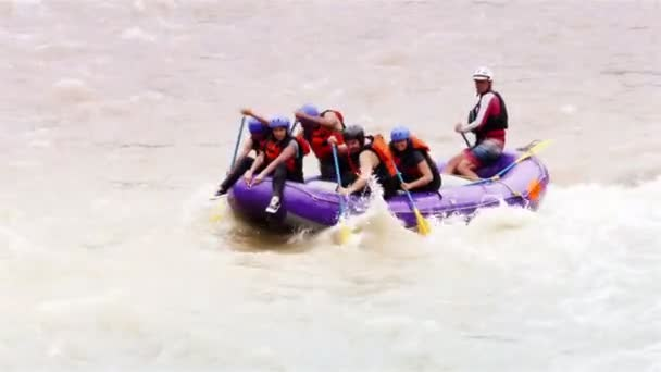 Whitewater River Rafting On Pastaza River