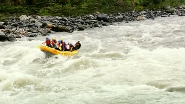 Extreme Sports Whitewater River Rafting