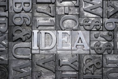 idea word met