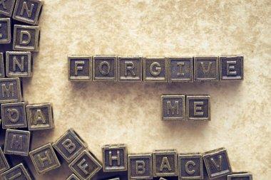 forgive me blocks