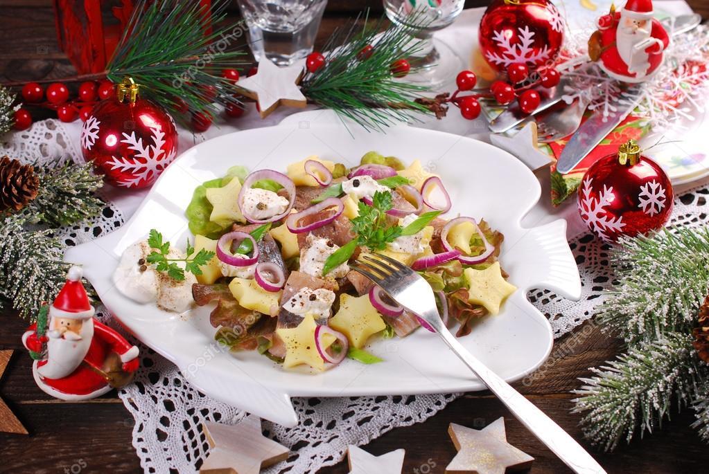 salat fur weihnachten beliebte eezepte f r n tzliche salate. Black Bedroom Furniture Sets. Home Design Ideas