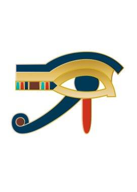 Egyptian Icon All-seeing Eye