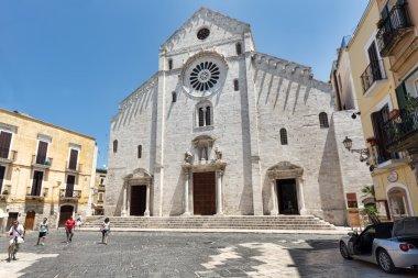 Bari Cathedral of Saint Sabinus. Italy.