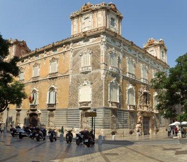 The National Museum of Ceramics and Decorative Arts, Valencia, Spain