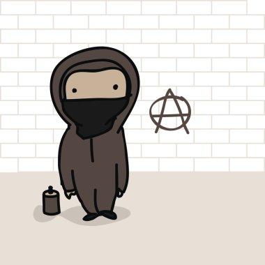 anarchist cartoon