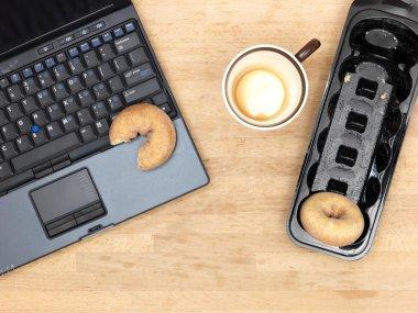 Doughnuts At Work