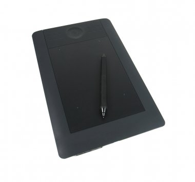 The Wacom Intuous pen and graphics