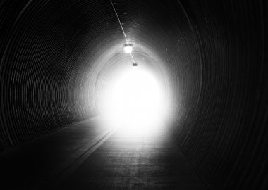 Dark tunnel