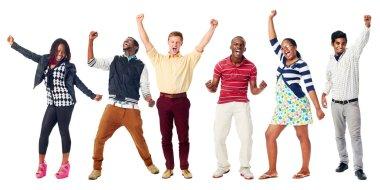 Celebrating diversity real people group
