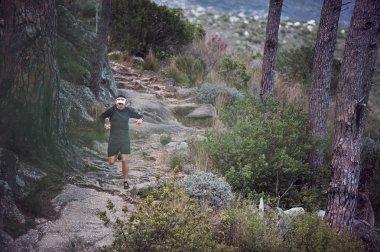 running man training for fitness