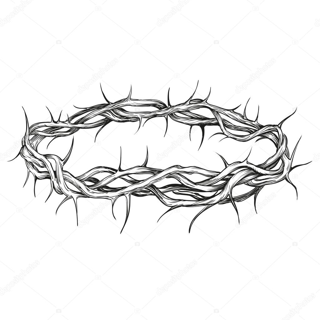 Crown Of Thorns Stock Vectors Royalty Free