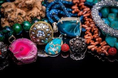 Heap of Female accessories