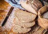 Francouzský řemeslník chléb